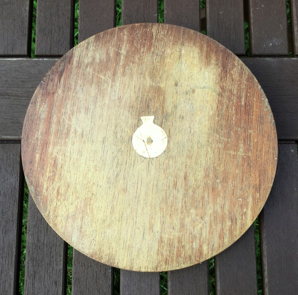 1960s or 1970s Trivet / Teapot Stand - Jersey Pottery  Img_6813