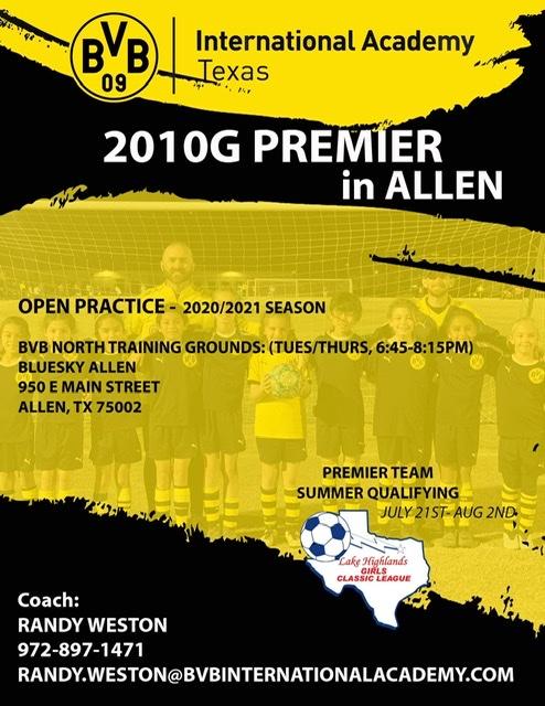 BVB 2010G Premier in Allen  9c5b8e10