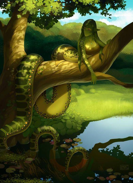 Немного из жизни драконов - Страница 24 3b2f1e10