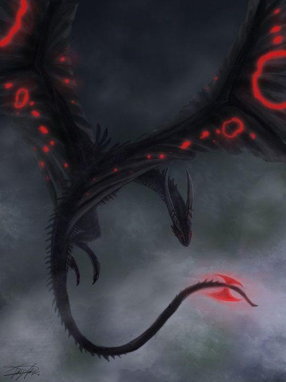 Немного из жизни драконов - Страница 24 4936bc10