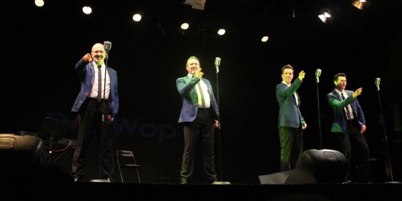 DooWop Club: The Fantastic Four. 0000312