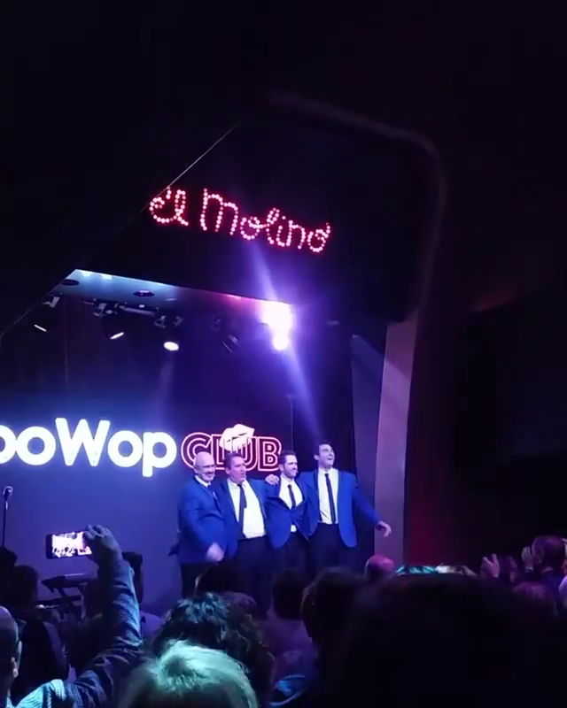 DooWop Club: The Fantastic Four. 0002311