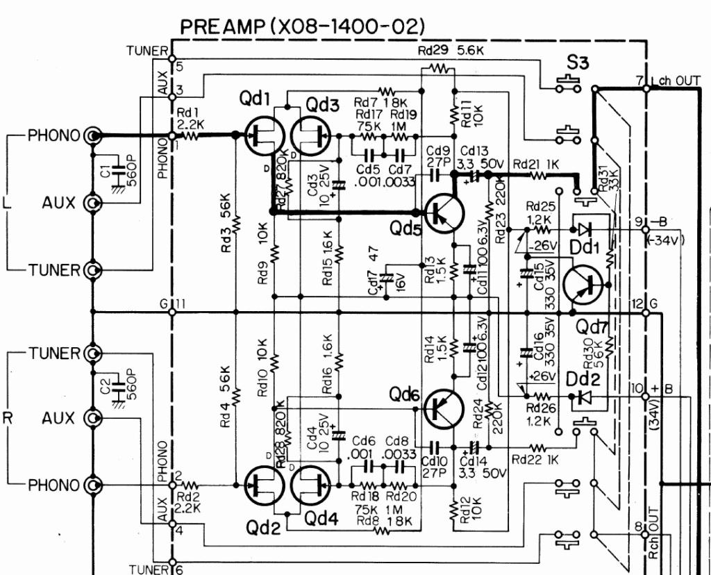 ¿Que mision tiene este transistor en esta fuente simetrica? Recort10