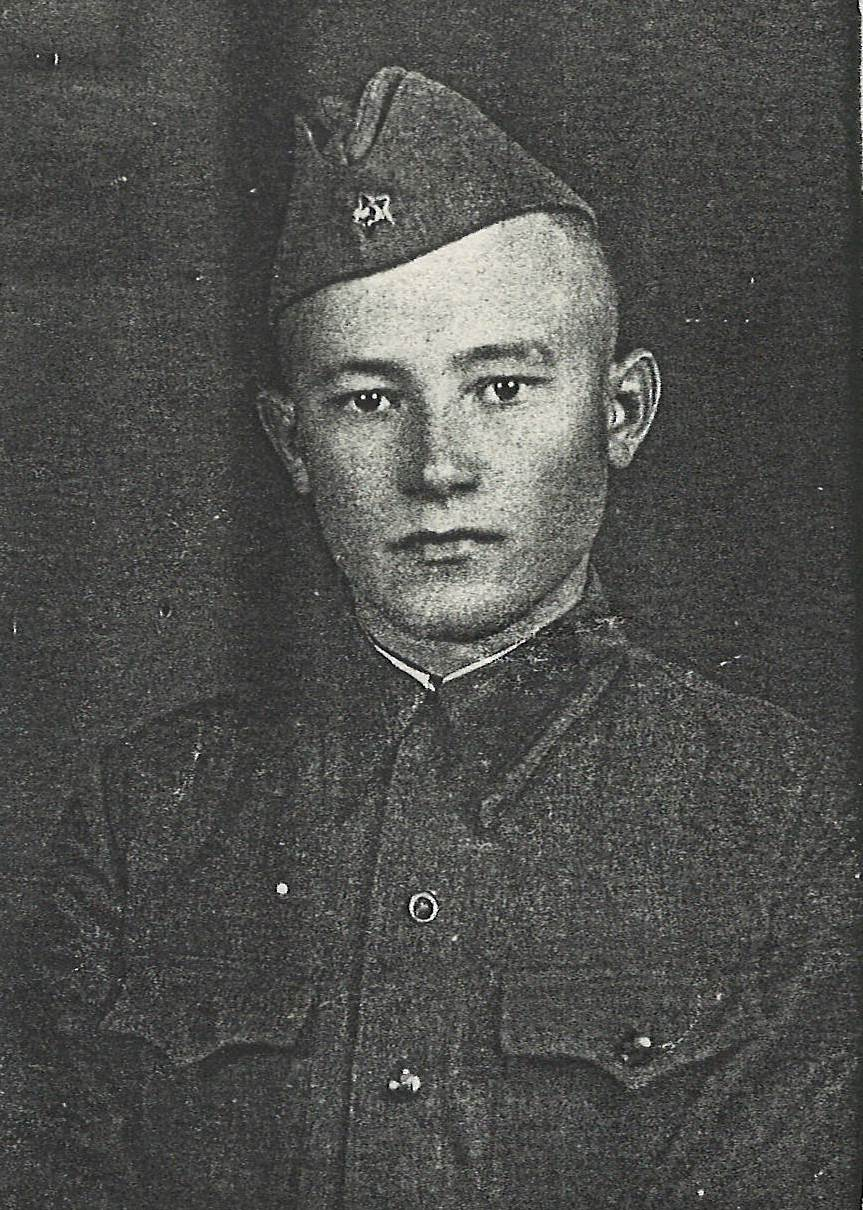 Захаренков (Захаренко) Федор Корнеевич, 08.03.1941 г., Белосток Scan1016