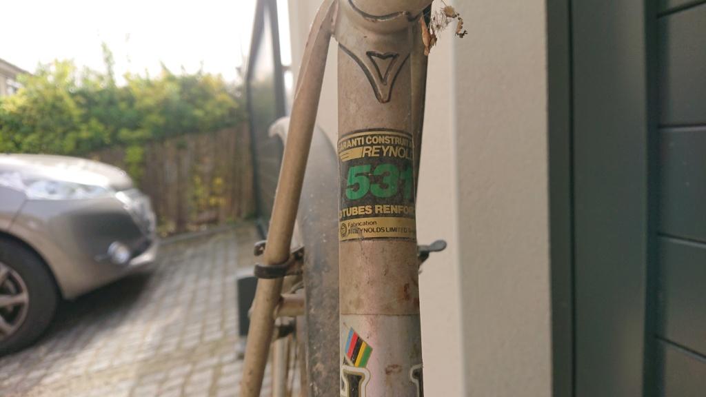 Velo Bernard Hinault cadre Reynolds 3 tubes 531 Dsc_1621