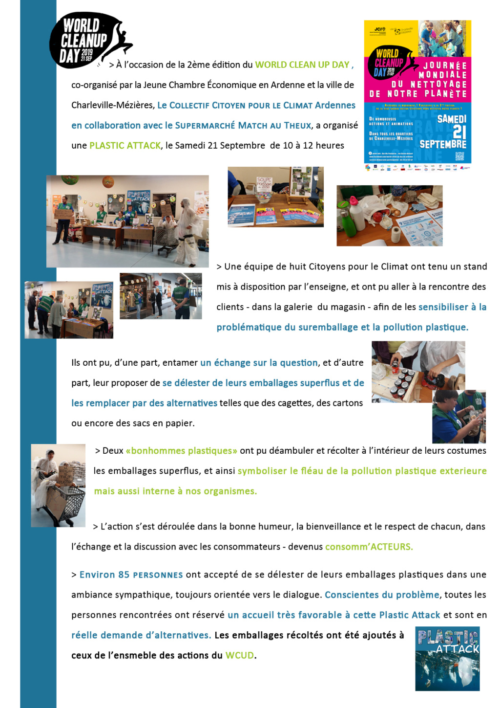 21/09/19 des plastics attacks en co-organisation avec le World Clean Up Day Ardennes  - Page 2 Bilan_11