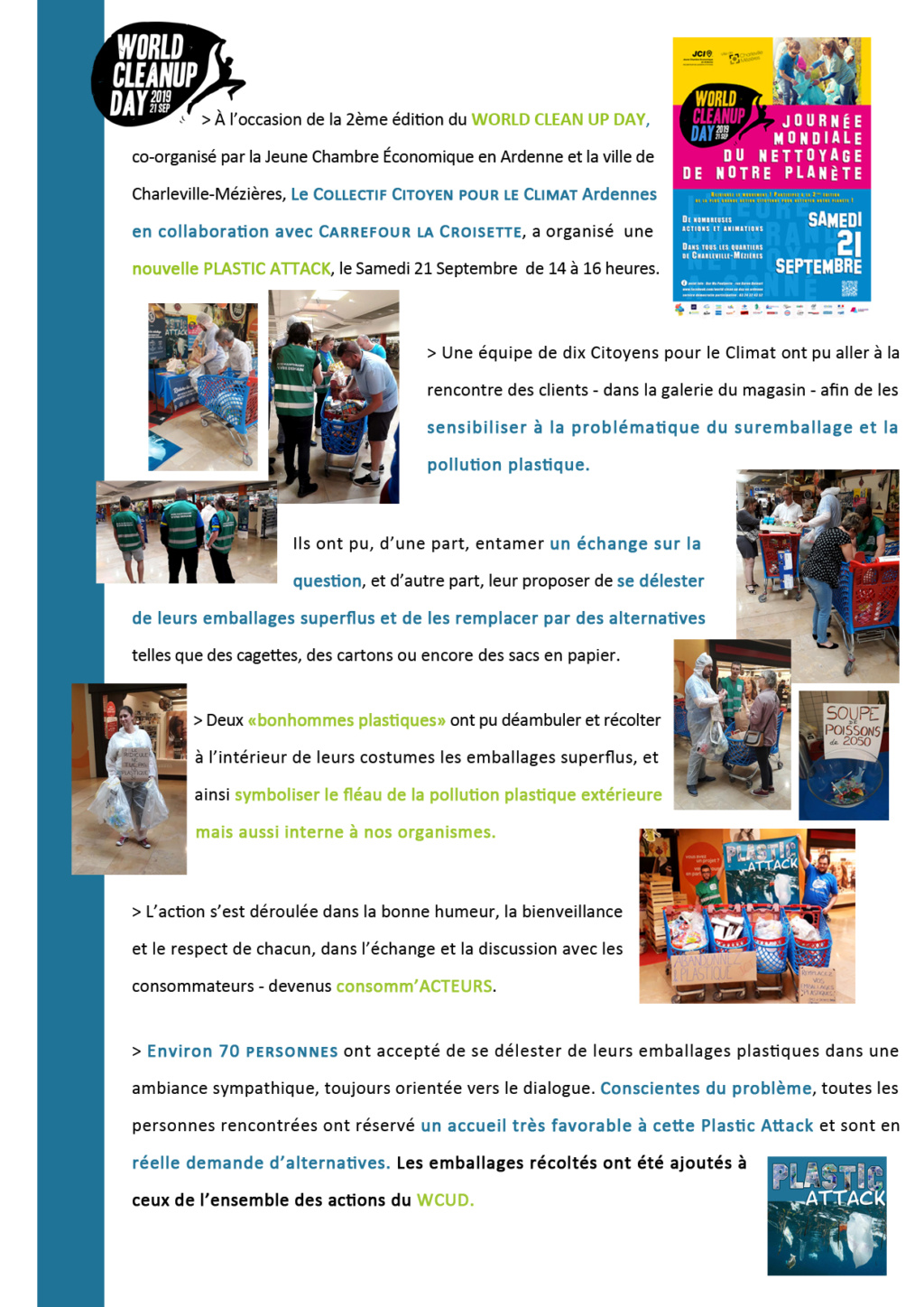 21/09/19 des plastics attacks en co-organisation avec le World Clean Up Day Ardennes  - Page 2 Bilan_22