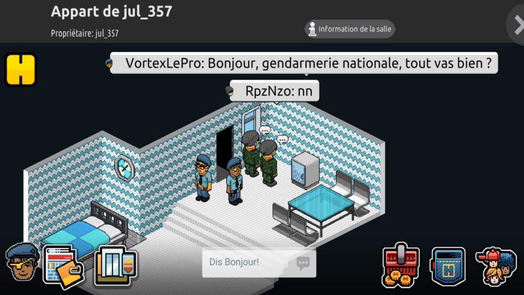 [G.N] Rapport de patrouilles de VortexLePro Scree153