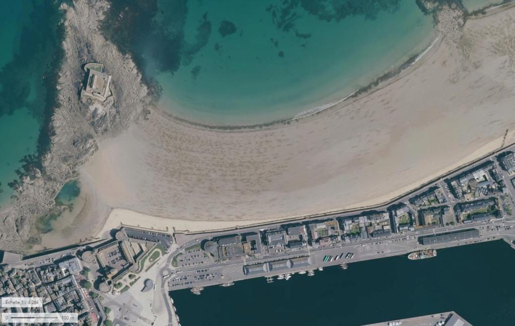 Saint-Malo juillet/Août 1944 - 2020  / Photogrammétrie-Satellite 2_111