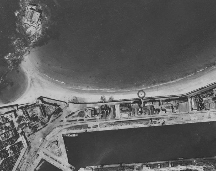 Saint-Malo juillet/Août 1944 - 2020  / Photogrammétrie-Satellite 2_13-811