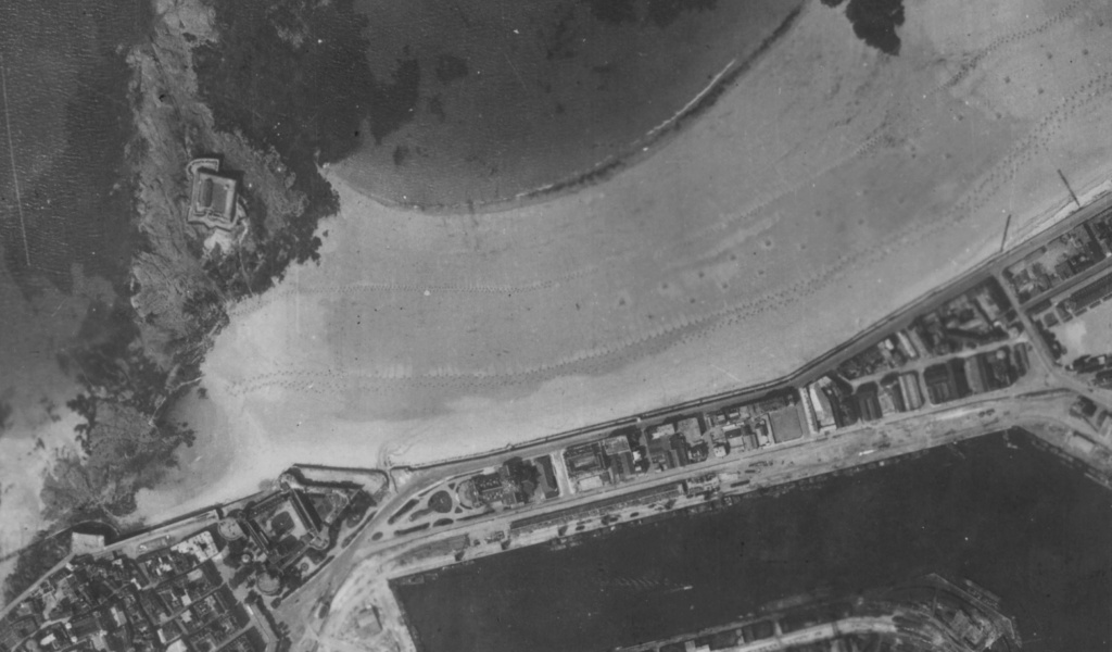 Saint-Malo juillet/Août 1944 - 2020  / Photogrammétrie-Satellite 2_24-711