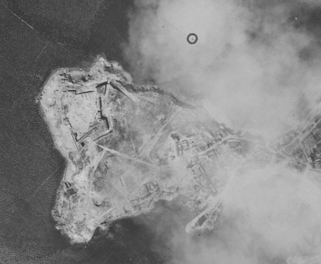 Saint-Malo juillet/Août 1944 - 2020  / Photogrammétrie-Satellite 413-0810