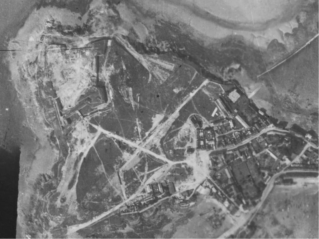 Saint-Malo juillet/Août 1944 - 2020  / Photogrammétrie-Satellite 424-710