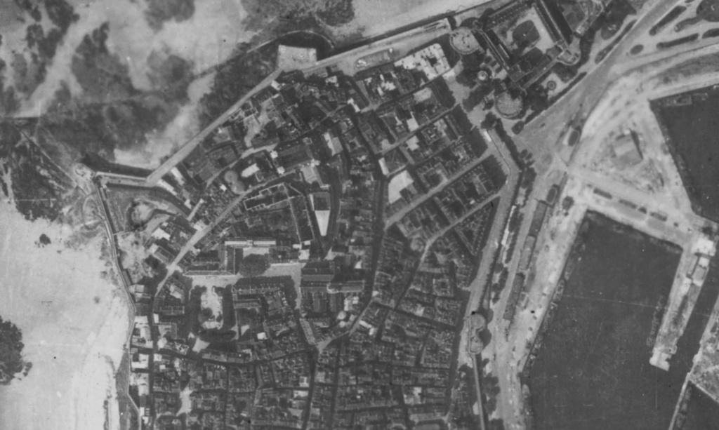 Saint-Malo juillet/Août 1944 - 2020  / Photogrammétrie-Satellite 624-710