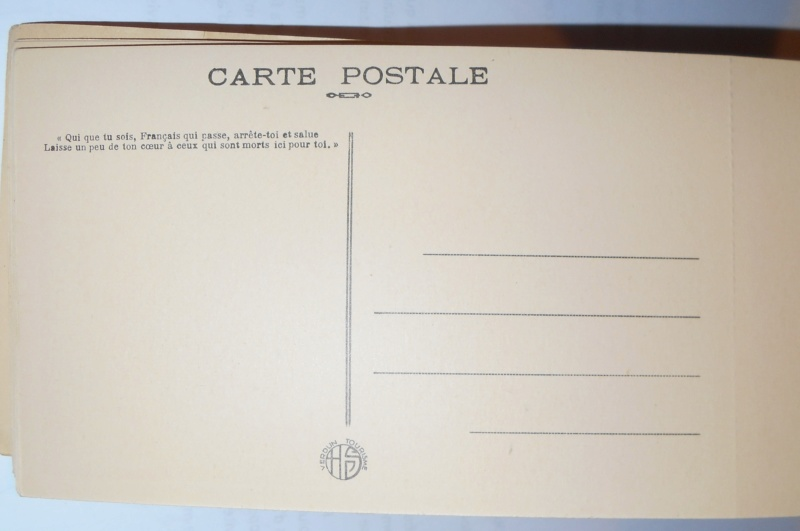 Cartes postales les monuments du souvenir 14-18 Dscn2612