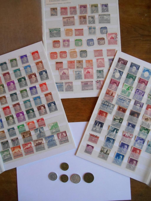 Timbres et pièces allemandes Dscn2615