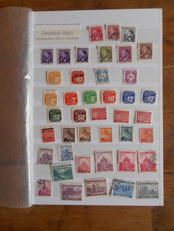 Timbres et pièces allemandes Dscn2616