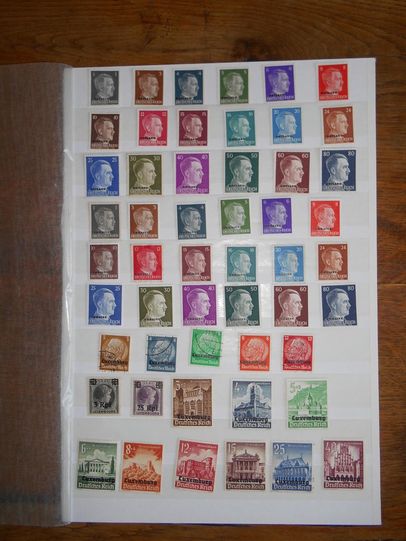 Timbres et pièces allemandes Dscn2618