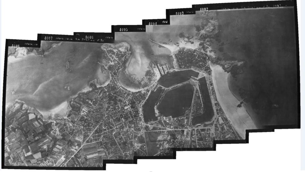 Saint-Malo juillet/Août 1944 - 2020  / Photogrammétrie-Satellite Global13
