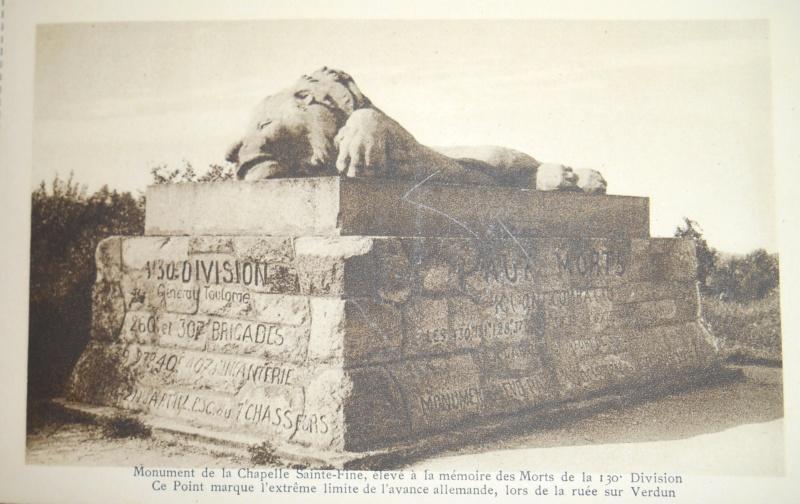 Cartes postales les monuments du souvenir 14-18 Monume10