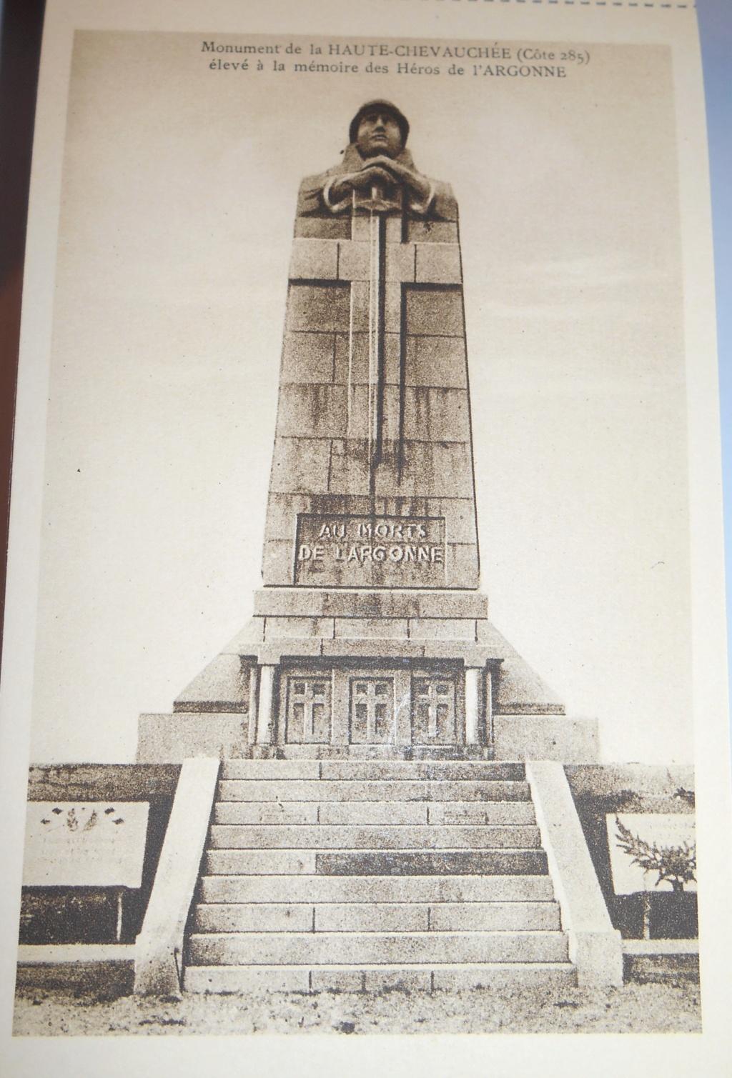 Cartes postales les monuments du souvenir 14-18 Monume16