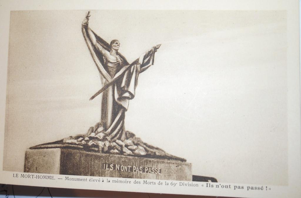 Cartes postales les monuments du souvenir 14-18 Mzomoi11