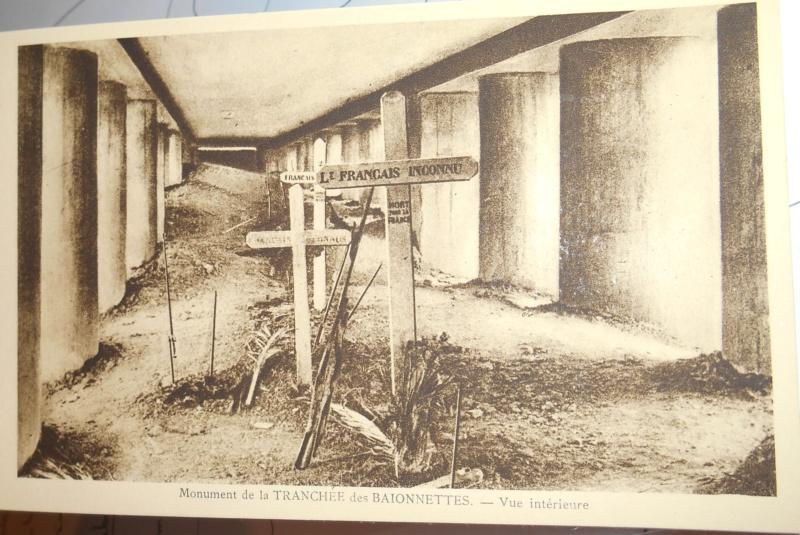 Cartes postales les monuments du souvenir 14-18 Tranch11