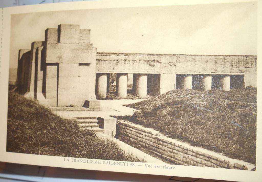Cartes postales les monuments du souvenir 14-18 Tranch13