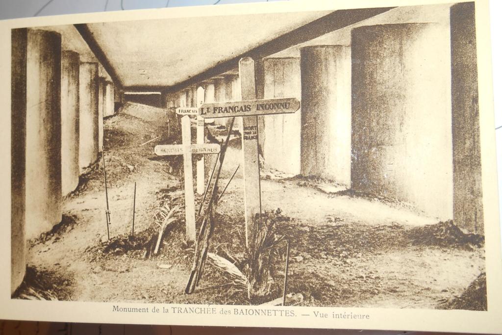 Cartes postales les monuments du souvenir 14-18 Tranch15