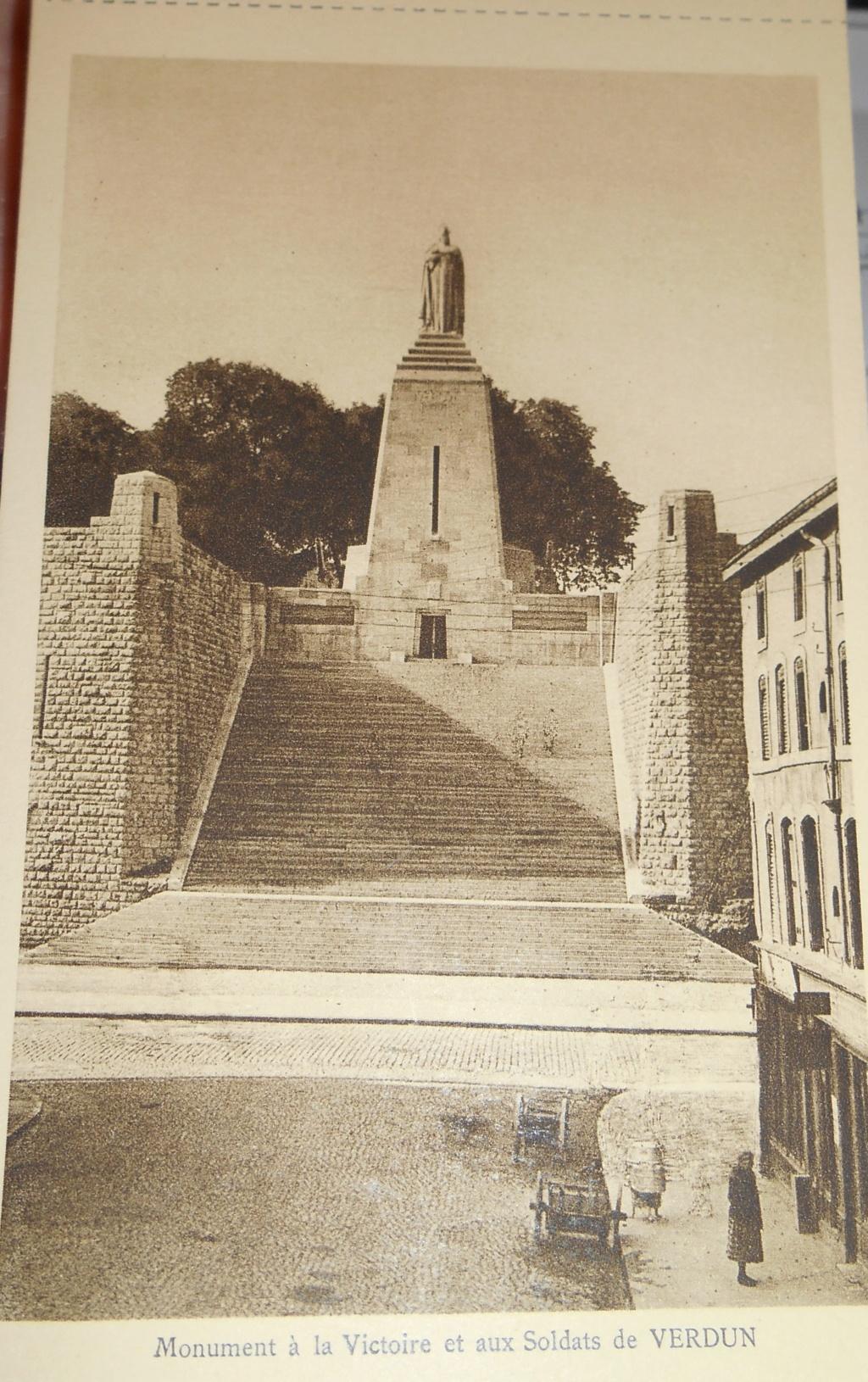 Cartes postales les monuments du souvenir 14-18 Victoi11