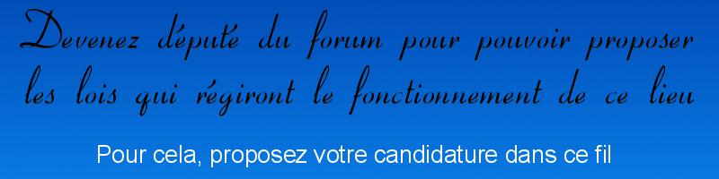 Candidatures députation Janvier 2020 Banner10