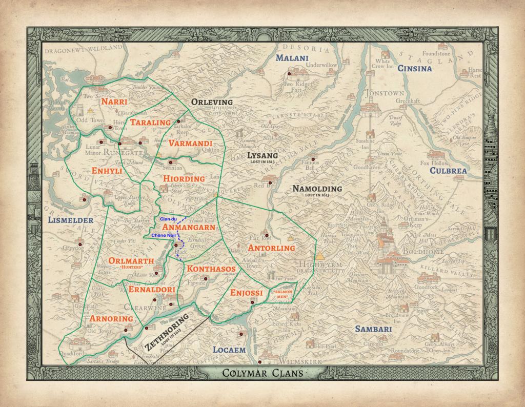 Information générale sur la tribu Colymar et le clan Orlmarth Clan_c15
