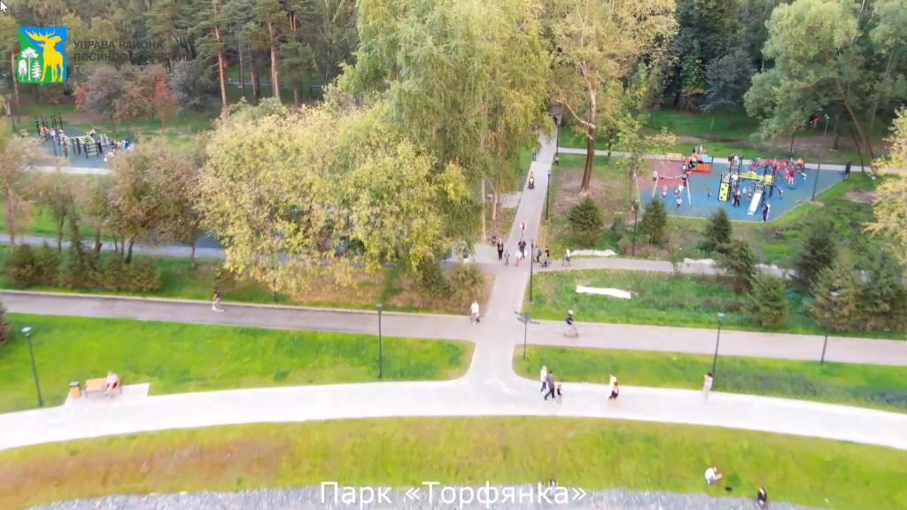 Лосиноостровский вошёл в число лучших районов Москвы по экологическим показателям Jdhcki10