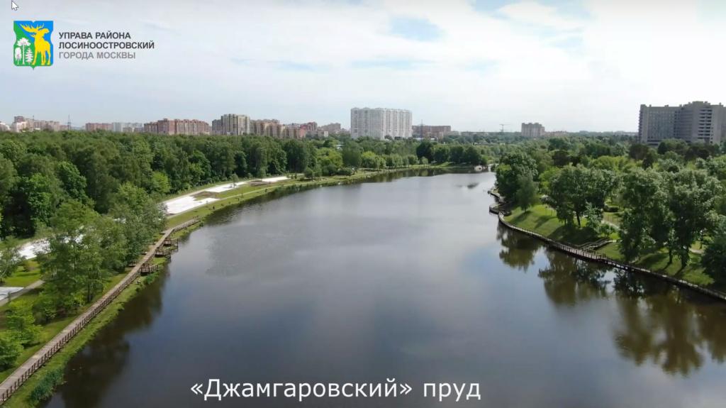 Лосиноостровский вошёл в число лучших районов Москвы по экологическим показателям U4uayx11