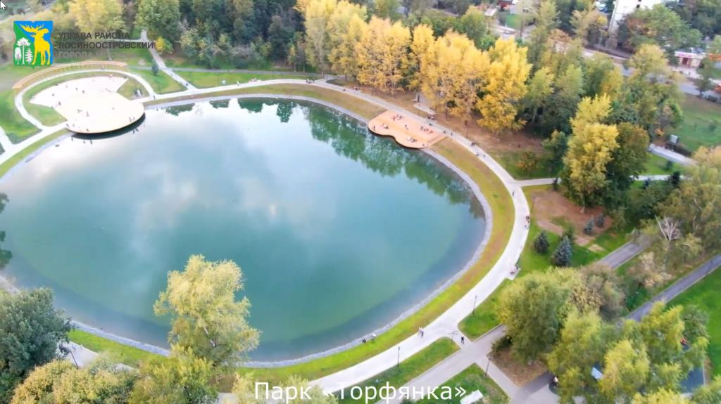 Лосиноостровский вошёл в число лучших районов Москвы по экологическим показателям Uxsspg10