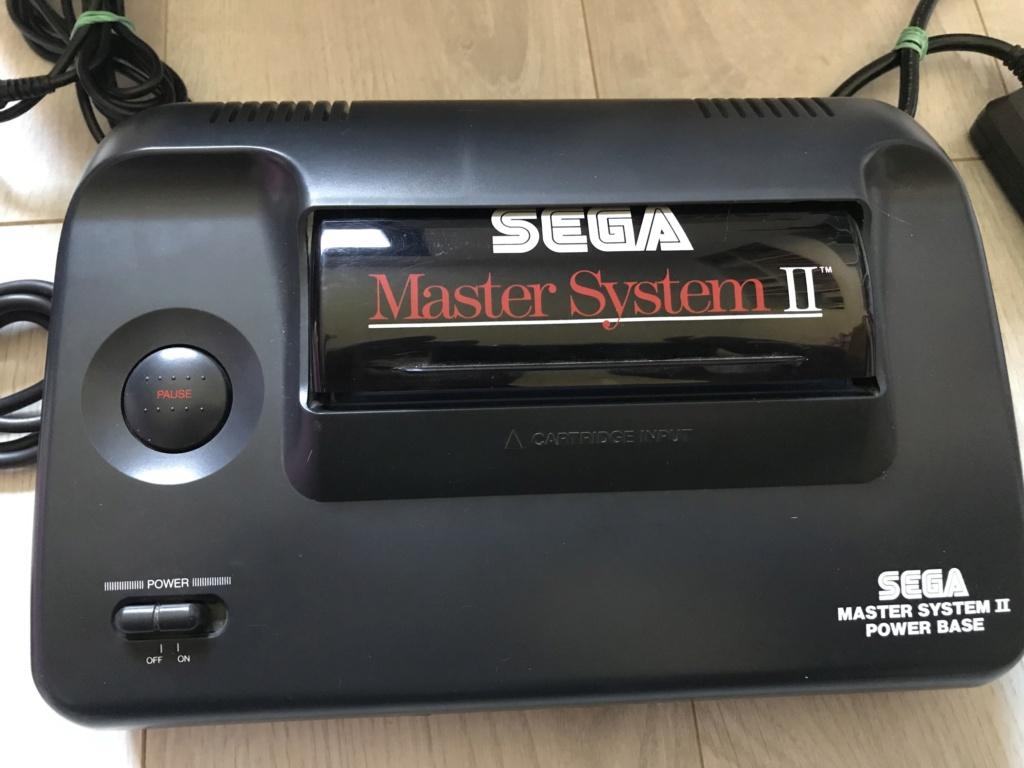[VDS] Lot Console Master System II en boite + 17 jeux en boites - FUTUR DELOTTAGE Img_0135