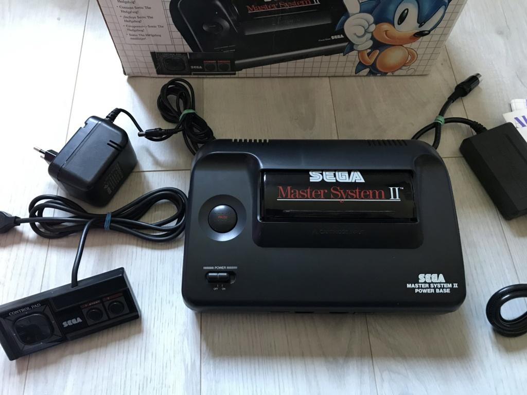[VDS] Lot Console Master System II en boite + 17 jeux en boites - FUTUR DELOTTAGE Img_0136