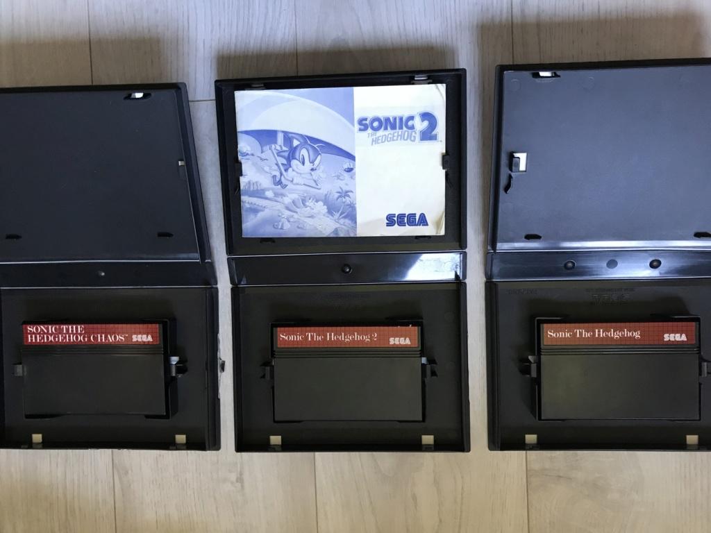 [VDS] Lot Console Master System II en boite + 17 jeux en boites - FUTUR DELOTTAGE Img_0138