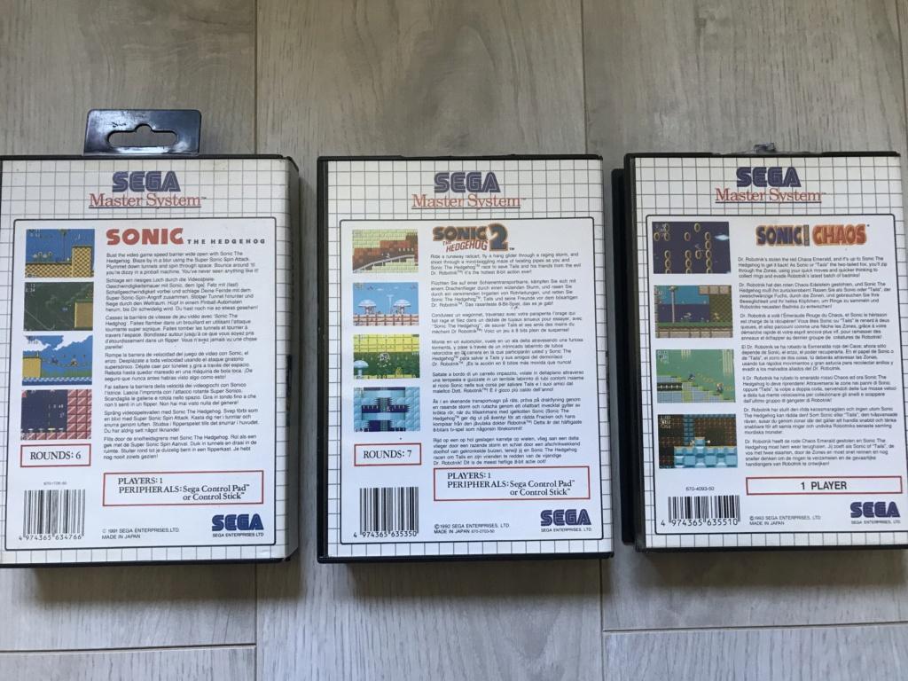 [VDS] Lot Console Master System II en boite + 17 jeux en boites - FUTUR DELOTTAGE Img_0140