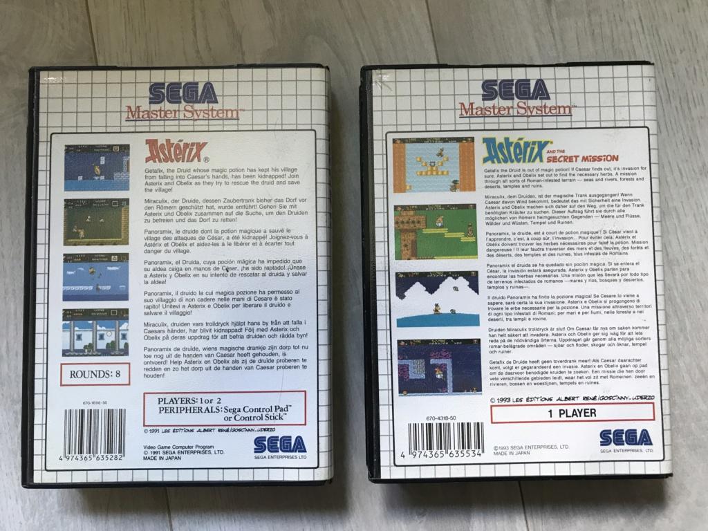 [VDS] Lot Console Master System II en boite + 17 jeux en boites - FUTUR DELOTTAGE Img_0143