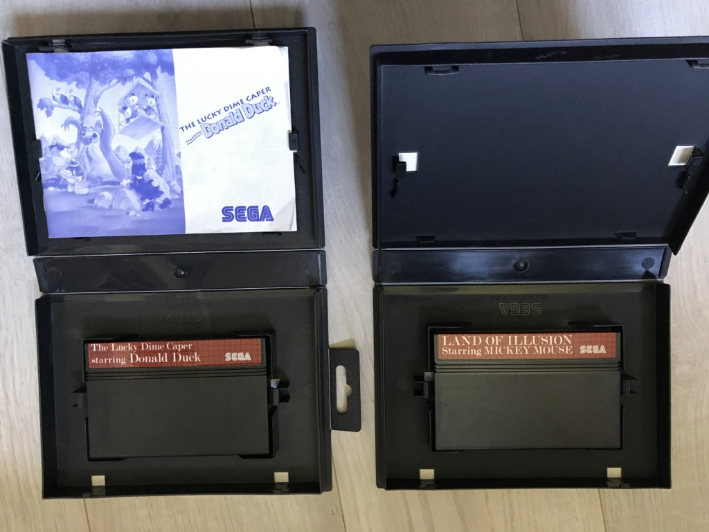 [VDS] Lot Console Master System II en boite + 17 jeux en boites - FUTUR DELOTTAGE Img_0144
