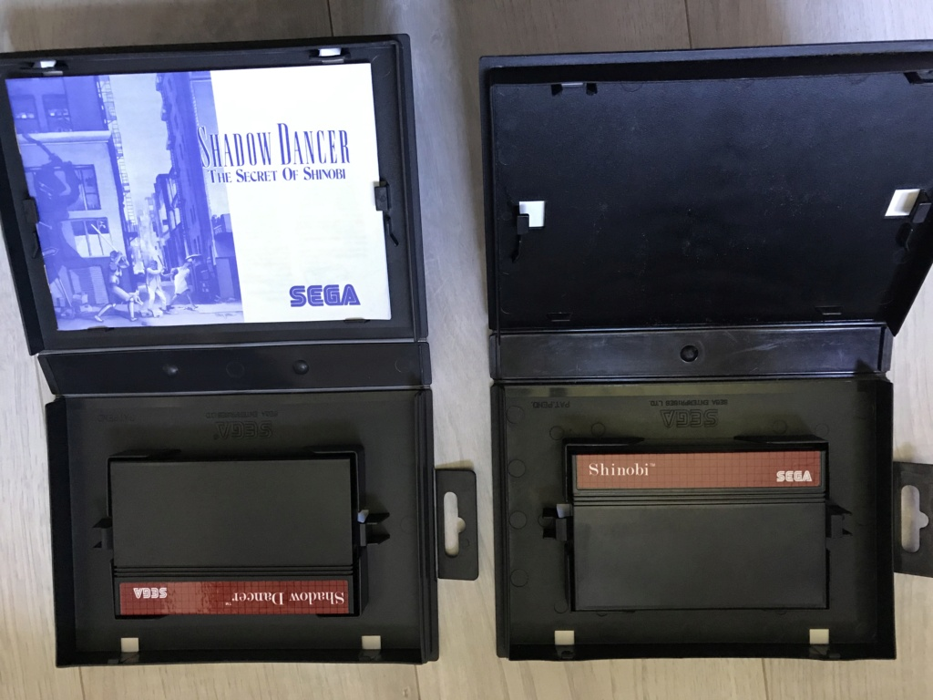 [VDS] Lot Console Master System II en boite + 17 jeux en boites - FUTUR DELOTTAGE Img_0147