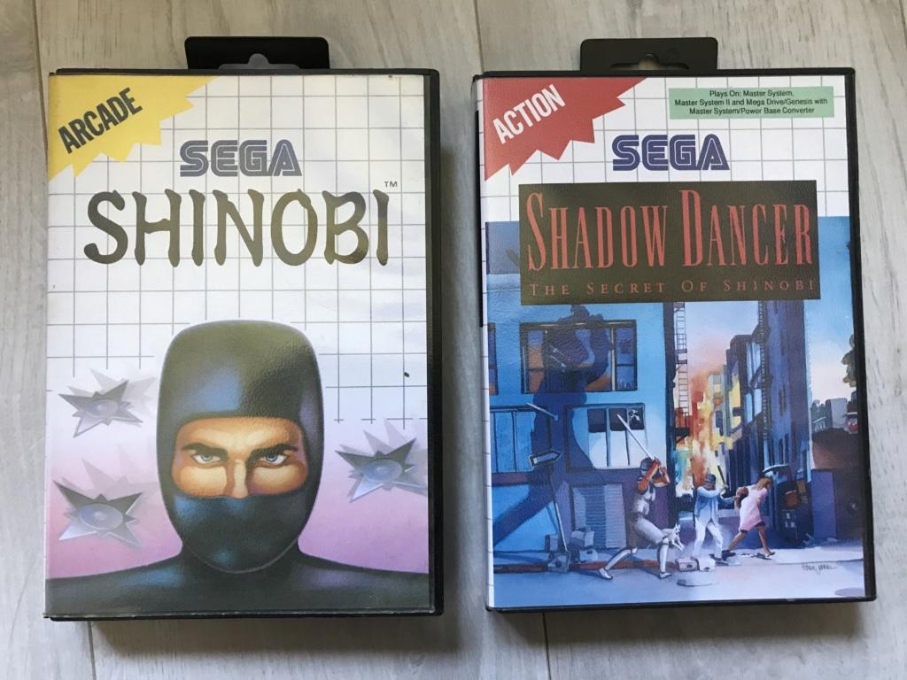 [VDS] Lot Console Master System II en boite + 17 jeux en boites - FUTUR DELOTTAGE Img_0148