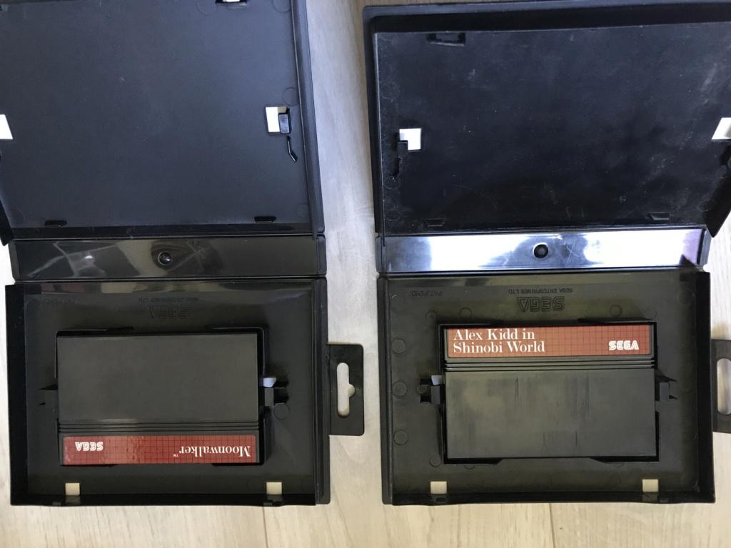 [VDS] Lot Console Master System II en boite + 17 jeux en boites - FUTUR DELOTTAGE Img_0150