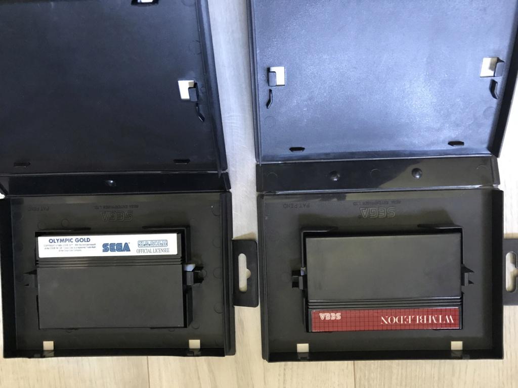 [VDS] Lot Console Master System II en boite + 17 jeux en boites - FUTUR DELOTTAGE Img_0156
