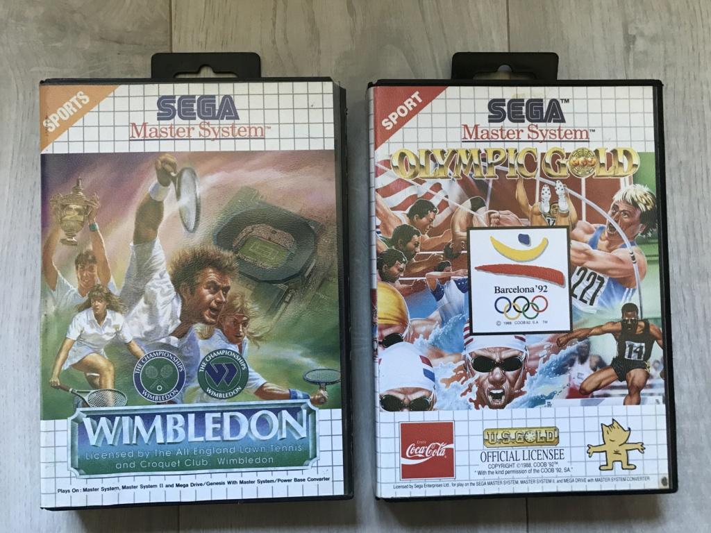 [VDS] Lot Console Master System II en boite + 17 jeux en boites - FUTUR DELOTTAGE Img_0157