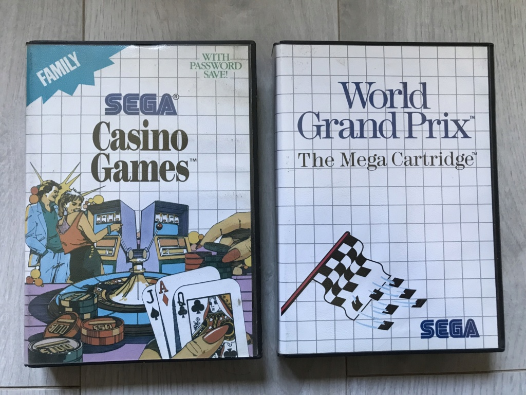 [VDS] Lot Console Master System II en boite + 17 jeux en boites - FUTUR DELOTTAGE Img_0160
