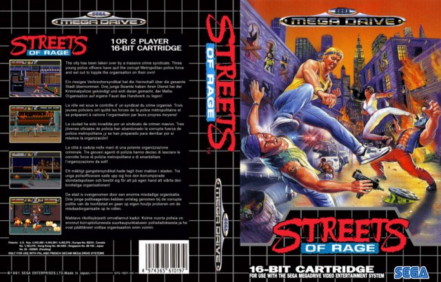 Votre jeu préféré par console de quatrième génération? - Page 2 Street10