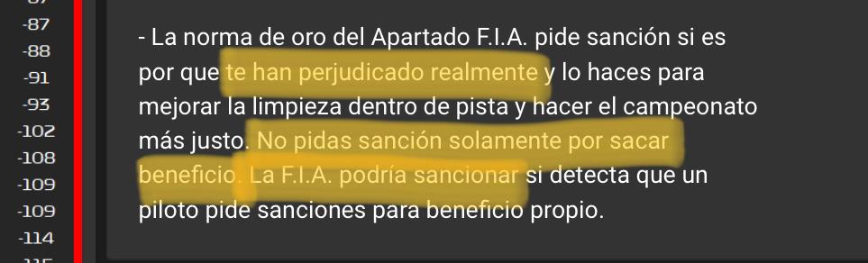 Peticion de sancion vuelta rapida BAENA vs POLEAS Afd54910