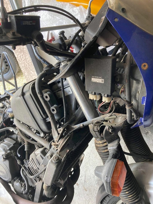 Yamaha 750 XTZ Super Ténéré de 1989 1010